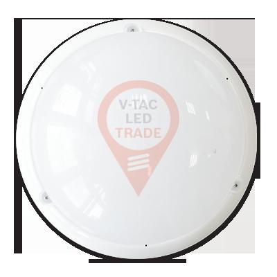 17W Dome LED Light With Sensor Microwave