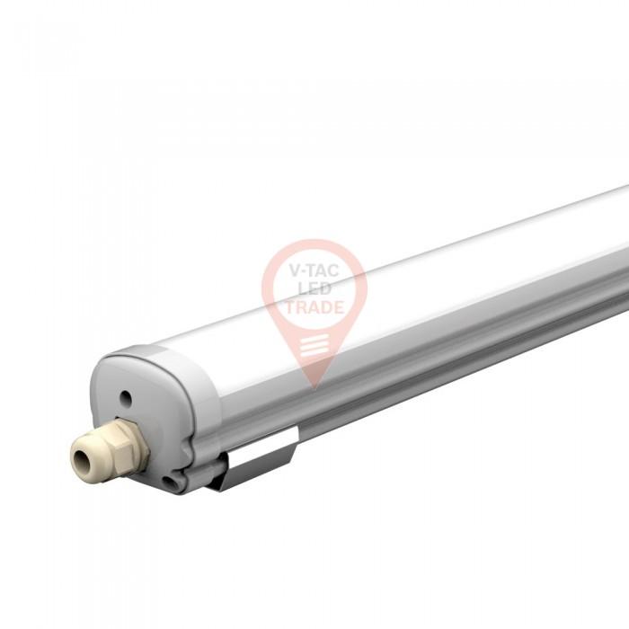 LED Waterproof Fitting X-Series 1200mm 24W 6400K 160 lm/Watt