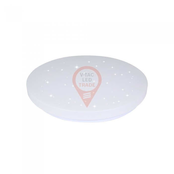 18W LED Dome Light Milky Cover Color Changing 3 in 1