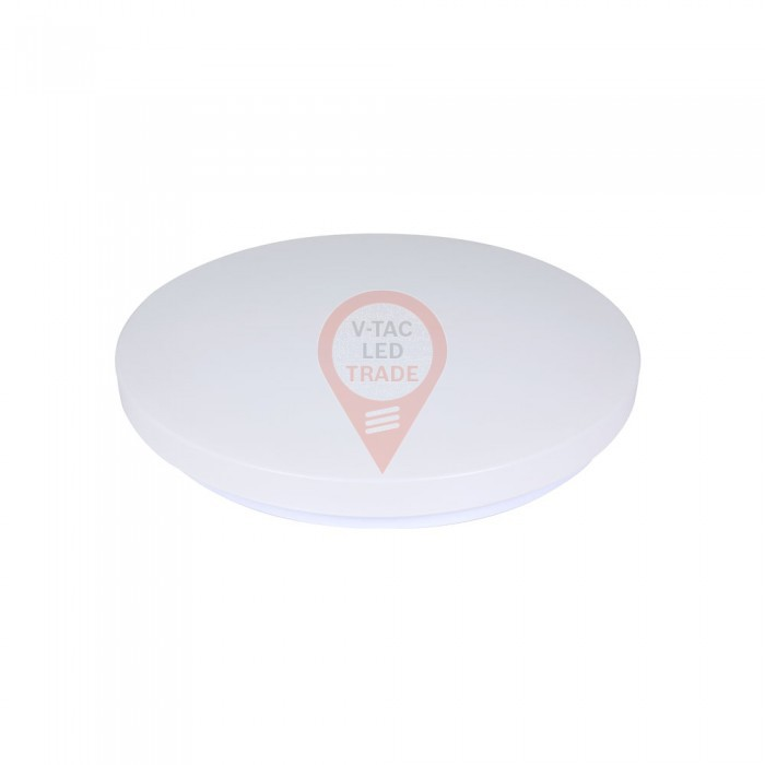 24W LED Dome Light Milky Cover Color Changing 3 in 1