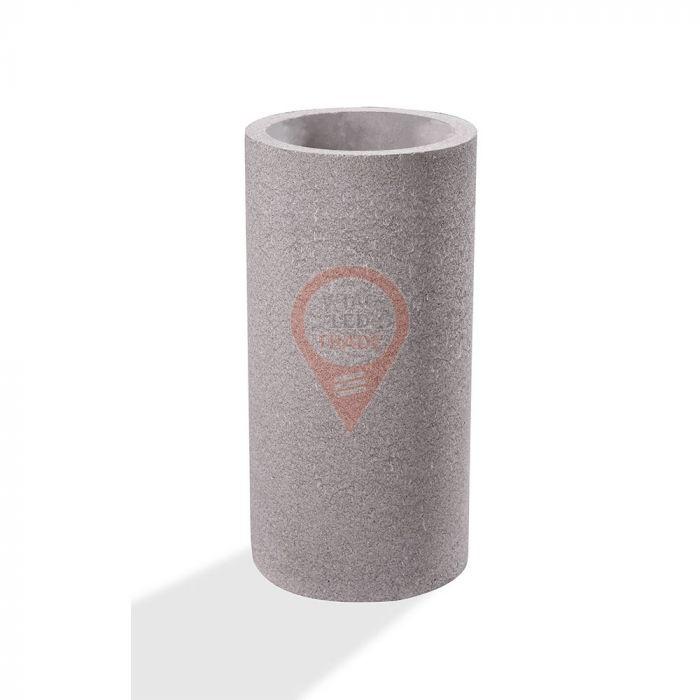 GU10 LED Concrete Wall Lamp Light Grey