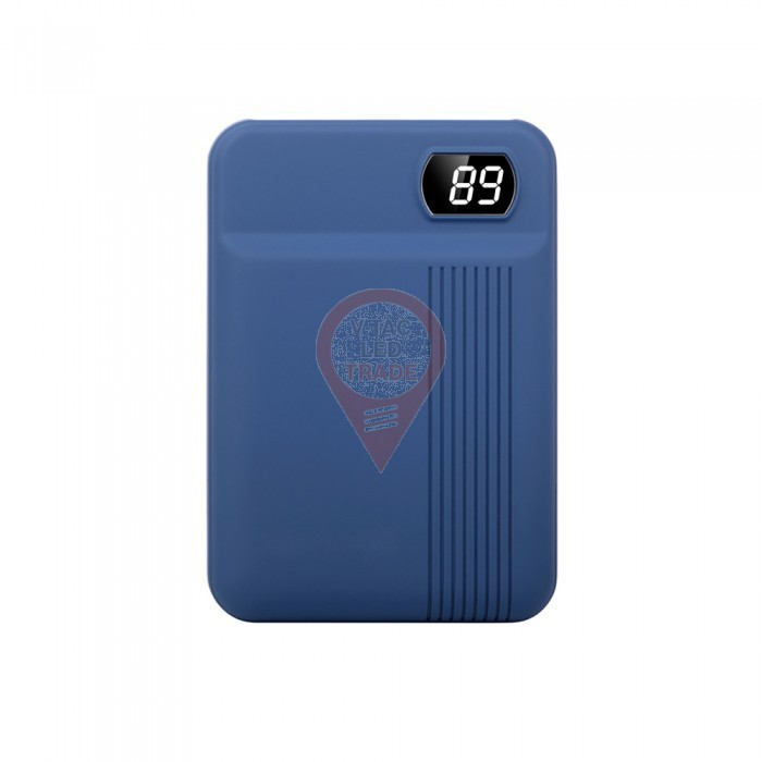 10000mAh Power Bank Dark Blue