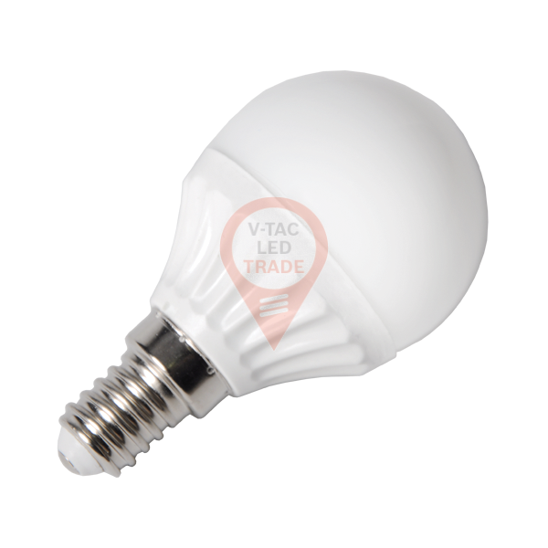 LED Bulb - 4W E14 P45 Warm White
