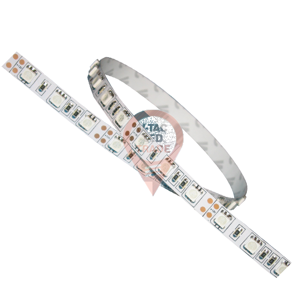 LED Strip 5050 - 60 LEDs Blue Non-waterproof