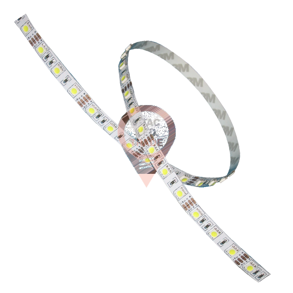 LED Strip 5050 - 60 LEDs White Non-waterproof