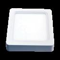 15W LED Surface Panel - Square White