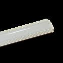 Aluminum Profile Set Milky Cover 200cm
