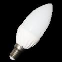 LED Bulb - 4W E14 Candle Warm White