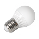 LED Bulb - 4W E27 P45 Natural White