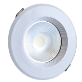 20W LED Downlight Reflector - White