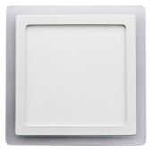 22W LED Surface Panel - Square Natural White