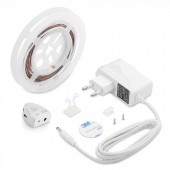 LED Bedlight with Sensor Single Bed Natural White