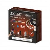 LED Strip Light 28W 5050/54 RGB + 3 in 1 IP65 Alexa Smart