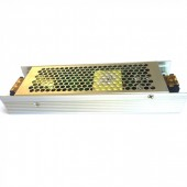 LED Power Supply - 150W 12V 12.5A Metal Slim