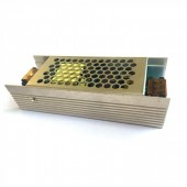 LED Slim Power Supply - 75W 12V 6A Metal