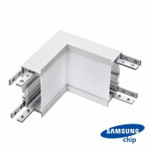 10W L Shape Connector Inside for Hanging White Body 4000K
