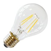 Filament LED Bulb - 4W COG E27 A60 Warm White