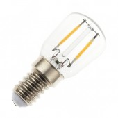 Filament LED Bulb - 2W E14 ST26 Warm White