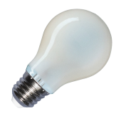 Frost Filament LED Bulb - 6W E27 A60 White