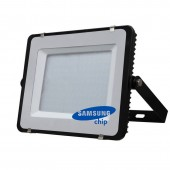150W LED Floodlight SMD SAMSUNG CHIP Black Body 4000K