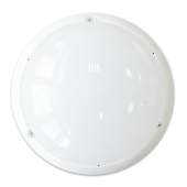 17W Dome LED Light With Sensor Microwave