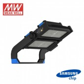10W LED Floodlight Rechargeable SAMSUNG Chip IP44 6400