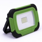 10W LED Floodlight Rechargeable SAMSUNG Chip USB + SOS Function IP44 6400