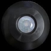 PIR Infrared Motion Sensor Ceiling Mount Black Body