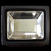 100W LED Floodlight Classic PREMIUM SMD - Warm White, Black Body