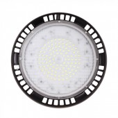 100W LED High Bay UFO A+ Mean Well White 5 Year Warranty  90°