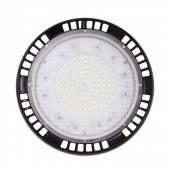 100W LED High Bay UFO A+ Mean Well White 5 Year Warranty  90°