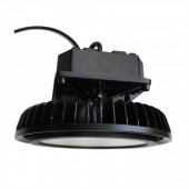 500W LED High Bay Meanwell Dimmable Driver Black Body Natural White