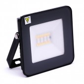 20W LED Floodlight Bluetooth Internal Junction Black Body RGB + White