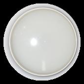17W Dome LED Emergency Light, White