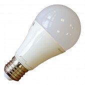 LED Bulb - 9W E27 A60 Thermoplastic White