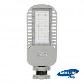 LED Street Light SAMSUNG Chip 5 Years Warranty 50W Slim 4000K 120 lm/Watt
