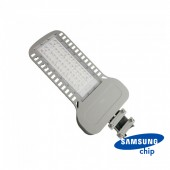 LED Street Light SAMSUNG Chip 5 yrs Warranty - 100W Slim 6400K 120 lm/Watt