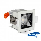 LED Downlight - SAMSUNG CHIP 4W SMD Reflector 12'D 5700K