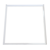 Extension frame for 600 x 600 LED Panel