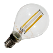 Filament LED Bulb - 4W E14 P45 Natural White