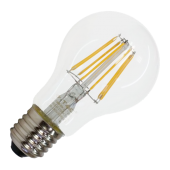 Filament LED Bulb - 4W E27 A60 Warm White, Dimmable