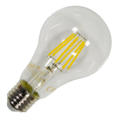 Filament LED Bulb - 8W E27 A67 Warm White