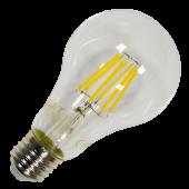 Filament LED Bulb - 8W E27 A67 White
