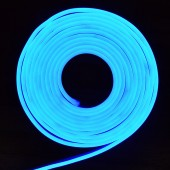 LED Neon Flex 24V Blue - 10m