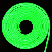 LED Neon Flex 24V Green - 10m