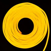 LED Neon Flex 24V Yellow - 10m