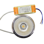 LED Spotlight - AR111 40° 20W 230V Natural White
