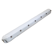 LED Waterproof Lamp PC/Aluminium 1500mm A++ 70W Natural White