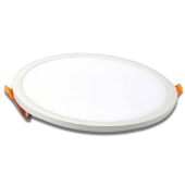 15W LED Panel Downlight - Round, 6000K
