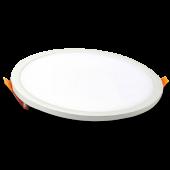 15W LED Panel Downlight - Round, 4500K